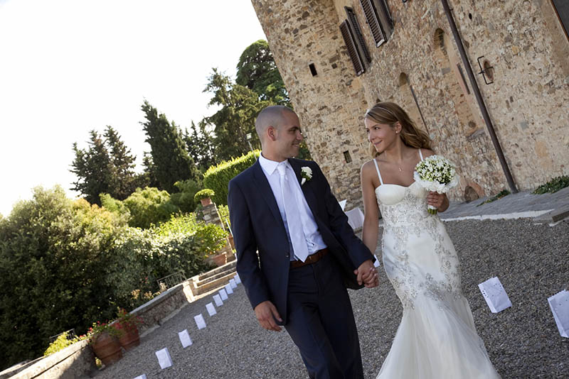 Chianti Elegant Wedding