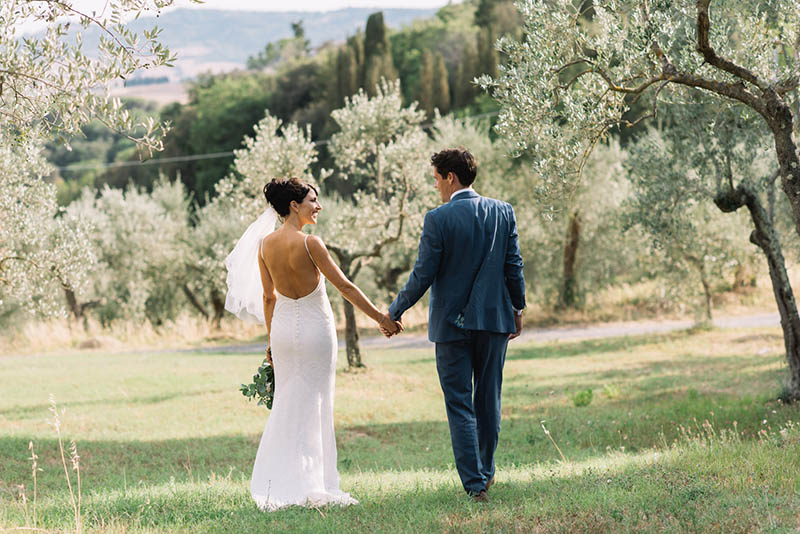 Tuscan rustic chic Wedding