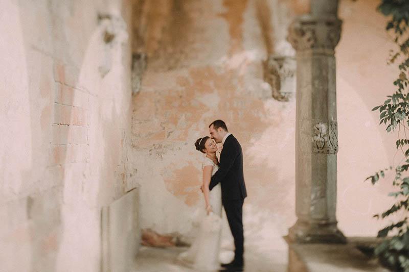 Wedding in Castello di Vincigliata