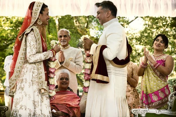 Exclusive traditional Indian wedding in Florence